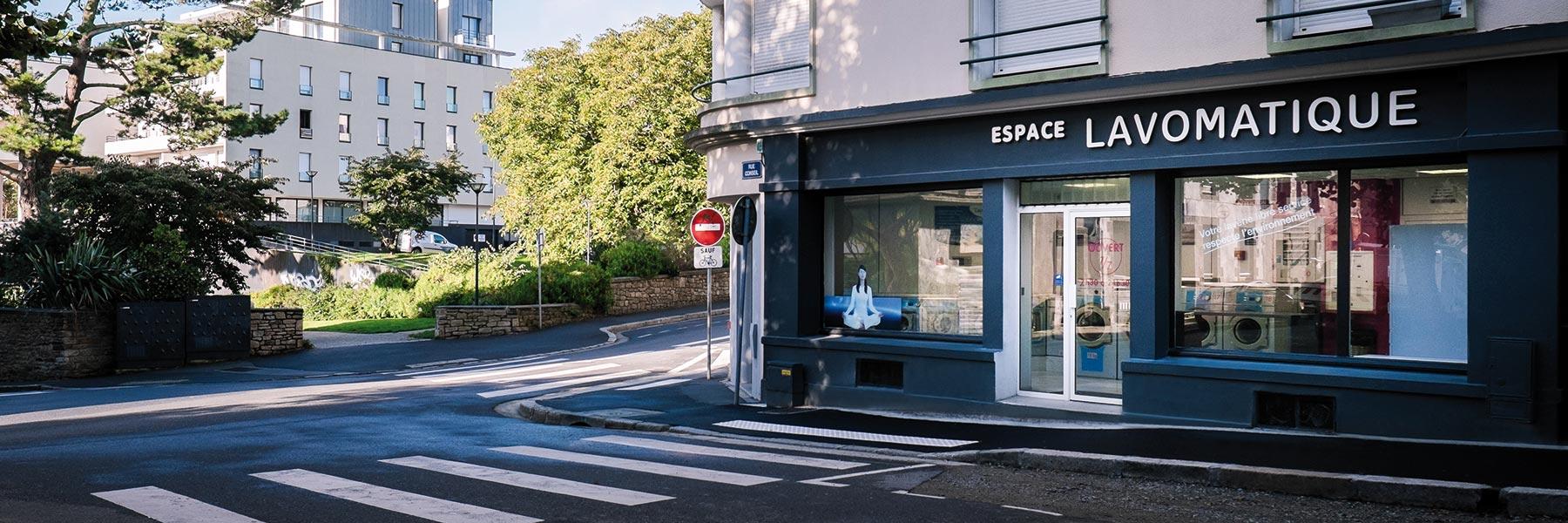Vos laveries à Brest et Guipavas